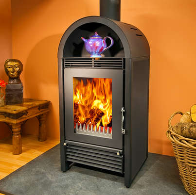 Woodfire CXC 12 boiler stove